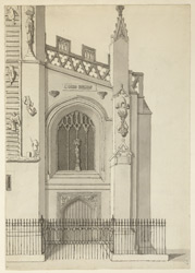 Bath Abbey, West End f.97